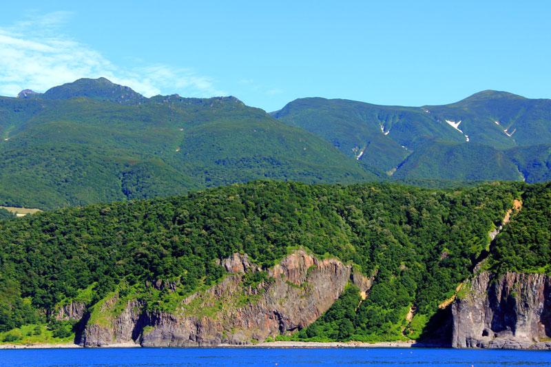 知床半島の大自然