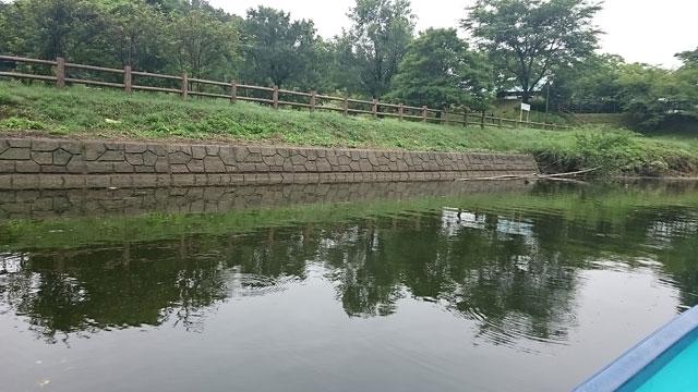 おかっぱりポイント(亀山湖)